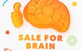 Sale for Brain
