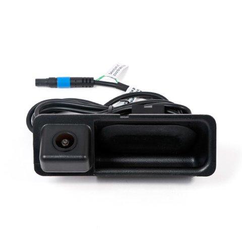 Камера заднего вида в ручку багажника для BMW 3 / 5 серии