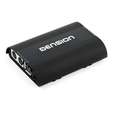 Автомобильный iPod USB Bluetooth адаптер Dension Gateway Five для Volkswagen Skoda GWF1V21