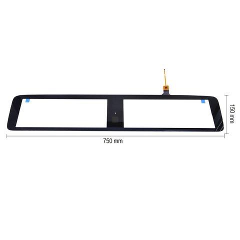 "12.1"" Емкостная сенсорная панель для Mercedes Benz E, S класса W213, W222"