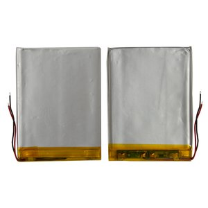 Battery, (85 mm, 60 mm, 3.0 mm, Li-ion, 3.7 V, 1700 mAh)