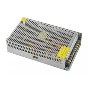 LED Power Supply 5 V, 40 A (200 W), 110-220 V
