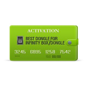 Activación BEST Dongle para Infinity Box/Dongle