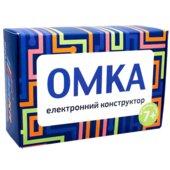 Электронный конструктор ОМКА