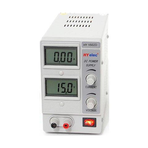 Регульований блок живлення HYelec HY1502D