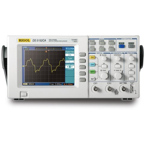 Цифровий осцилограф RIGOL DS5152CA