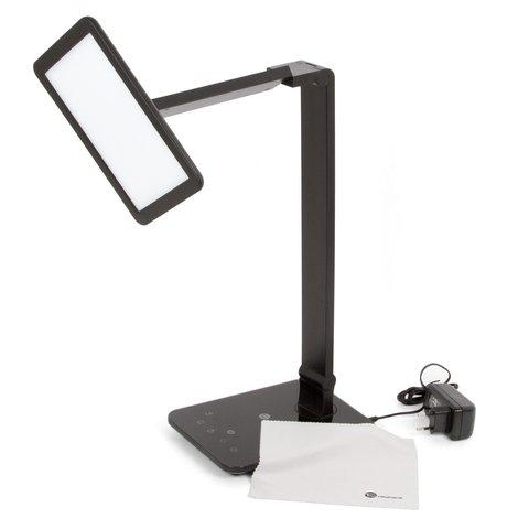 Настільна безтіньова лампа TaoTronics TT DL09, чорна, EU