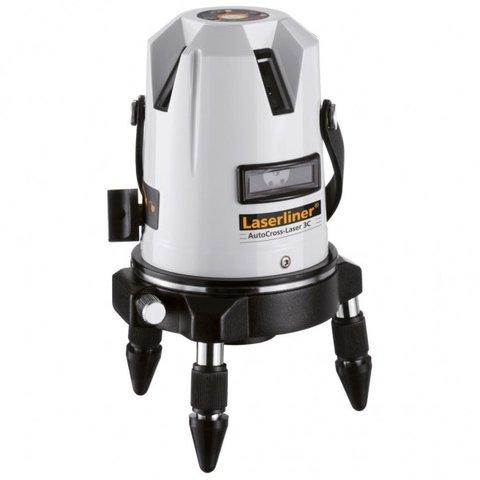 Лазерний рівень перехресний автоматичний Laserliner AutoCross Laser 3C