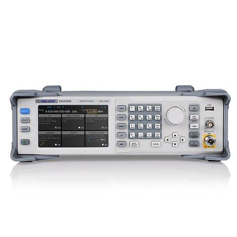 Розширення діапазону частот SIGLENT SSG5000X_F60 ключ активації