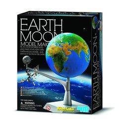 STEAM-конструктор 4M Макет Землі та Місяця 00-03241