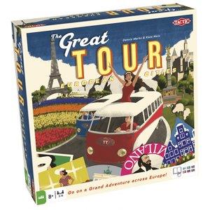 Настільна гра Tactic Чудова подорож (мульті)