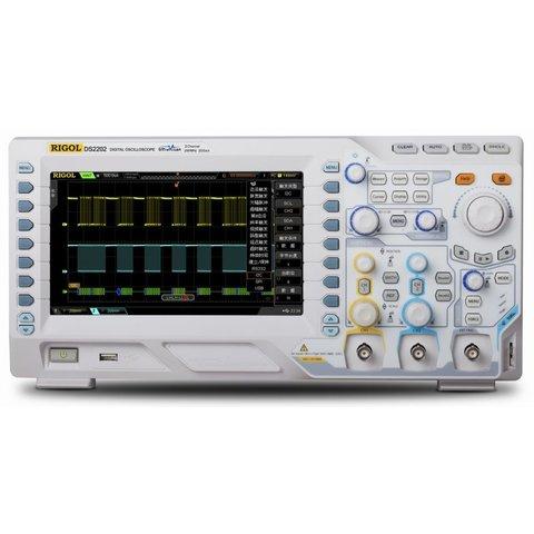 Digital Oscilloscope RIGOL DS2072