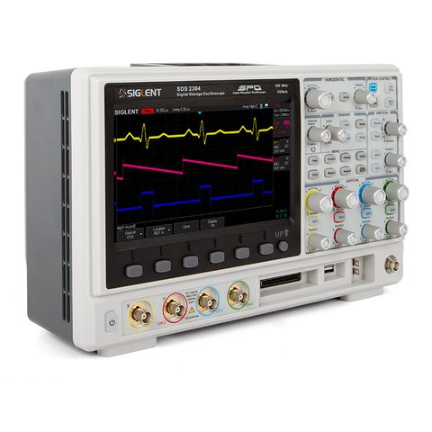 Digital Oscilloscope SIGLENT SDS2074