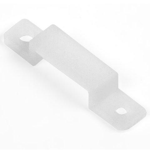 Brida de sujeción para tiras de luces LED (50 × 10 mm)